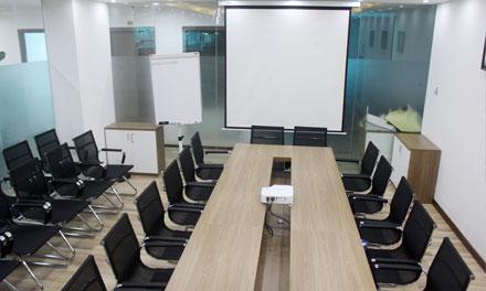 Cho thuê phòng họp
