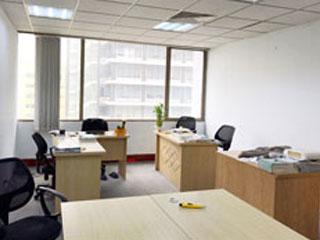 Không gian phòng làm việc