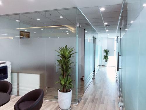 Không gian văn phòng